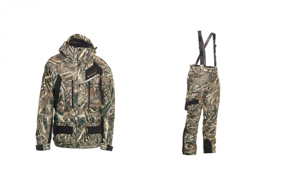 Deerhunter Muflon Jacket & Trousers - Realtree Max-5