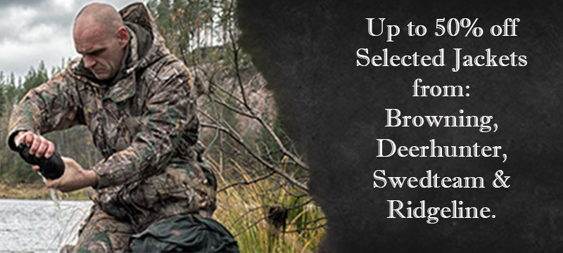 Team Wild Outfitters jackets sale