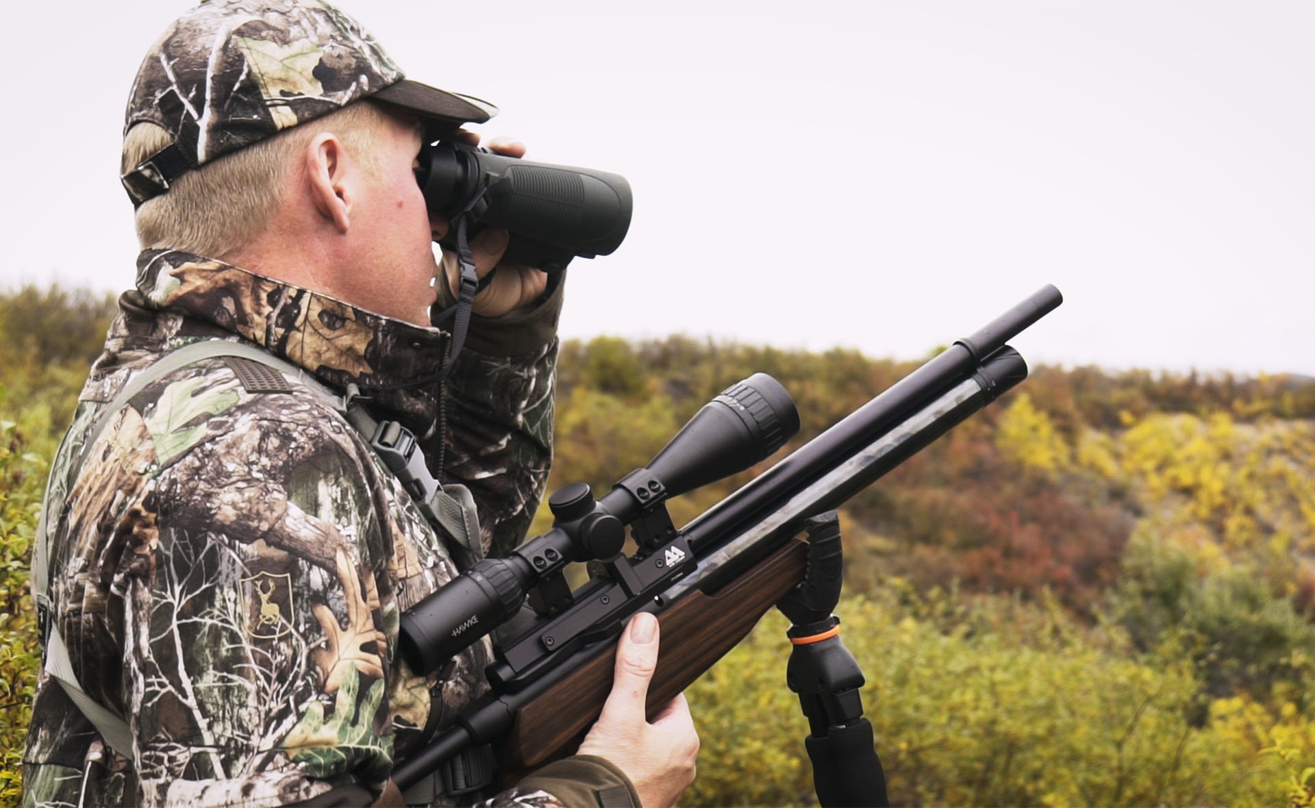 Hunting Ptarmigan with the Air Arms S TDR
