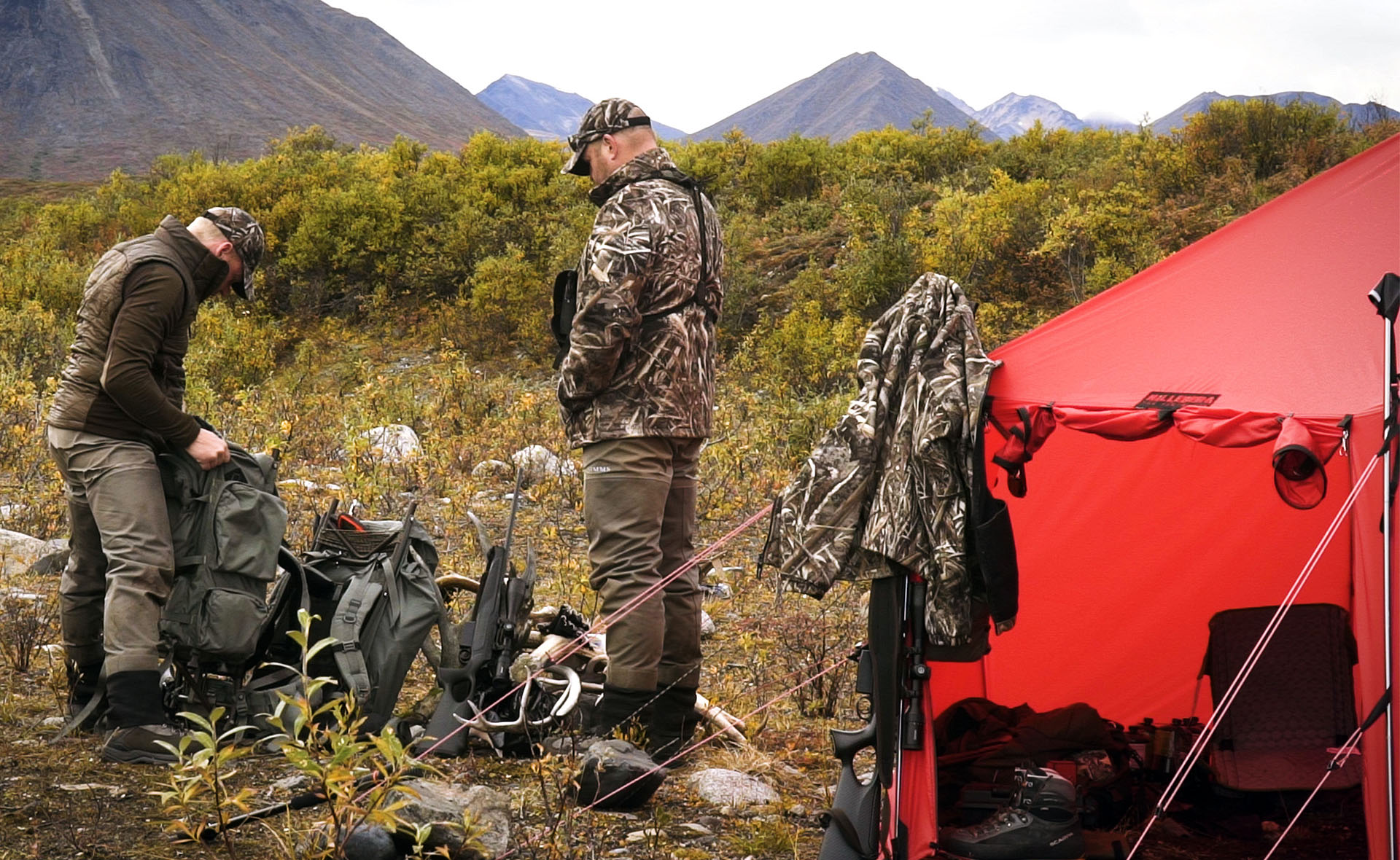 equipment for hunting in alaska