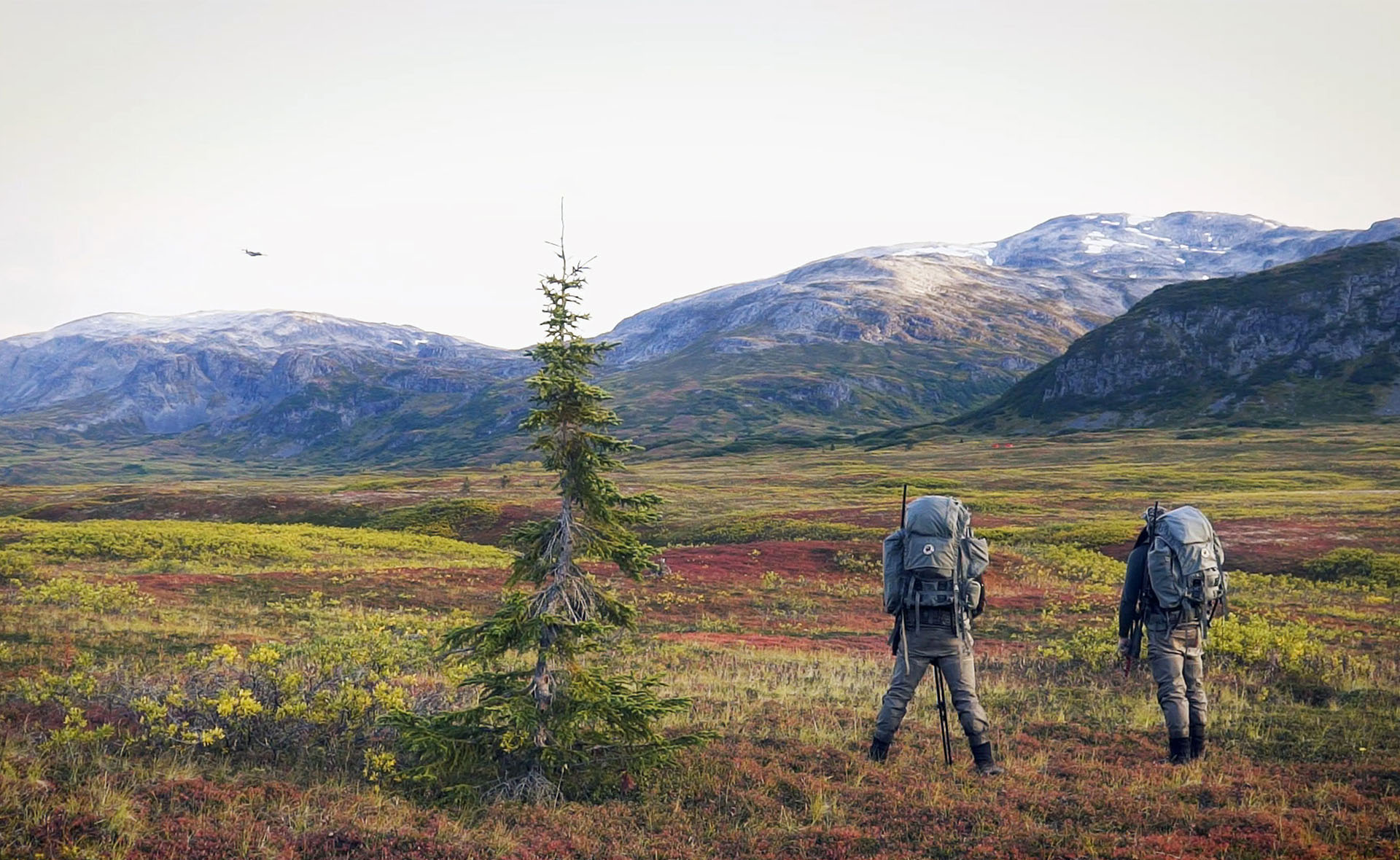 Epic Alaskan Bull Moose Hunt