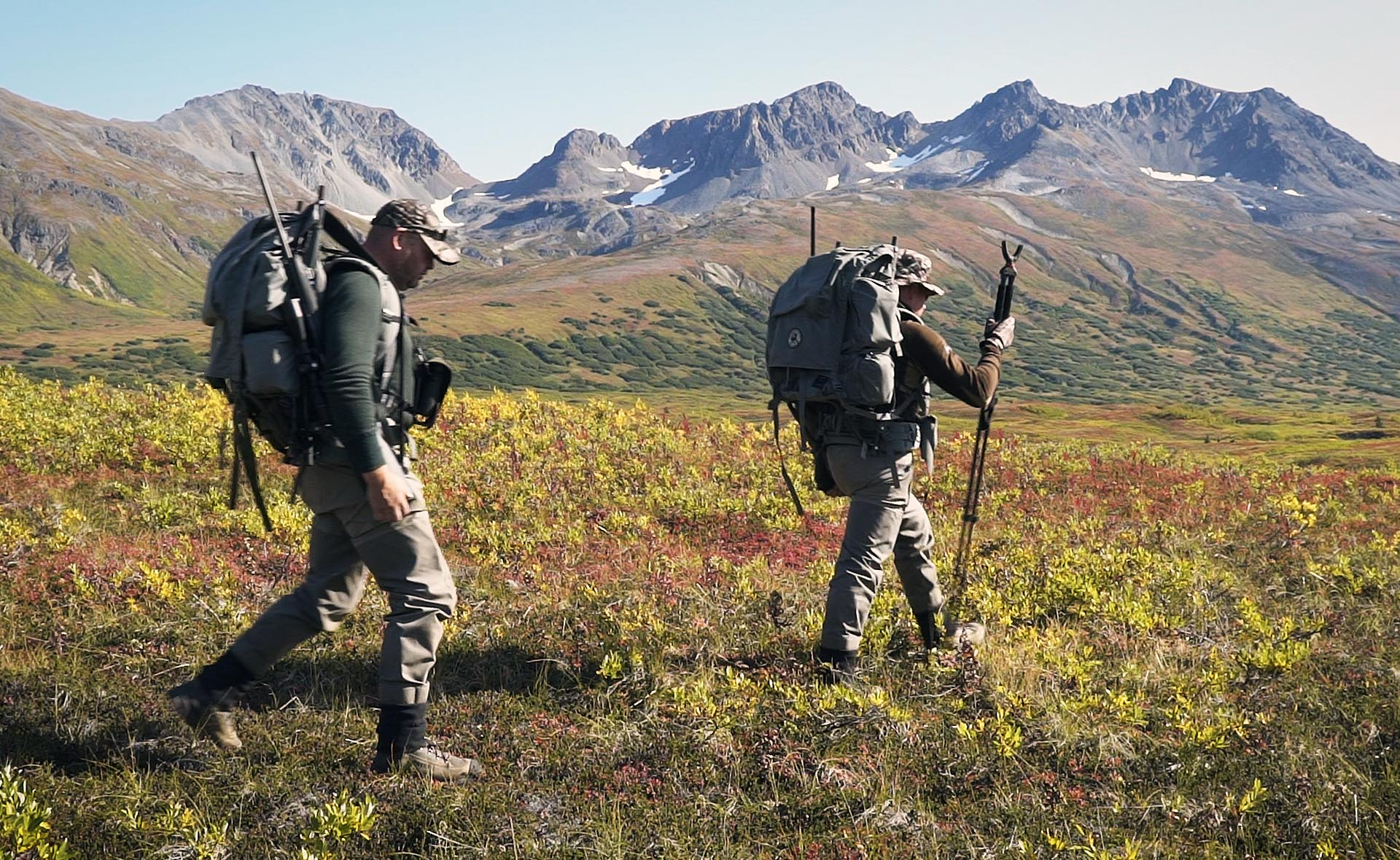 Hunting Moose in Alaska