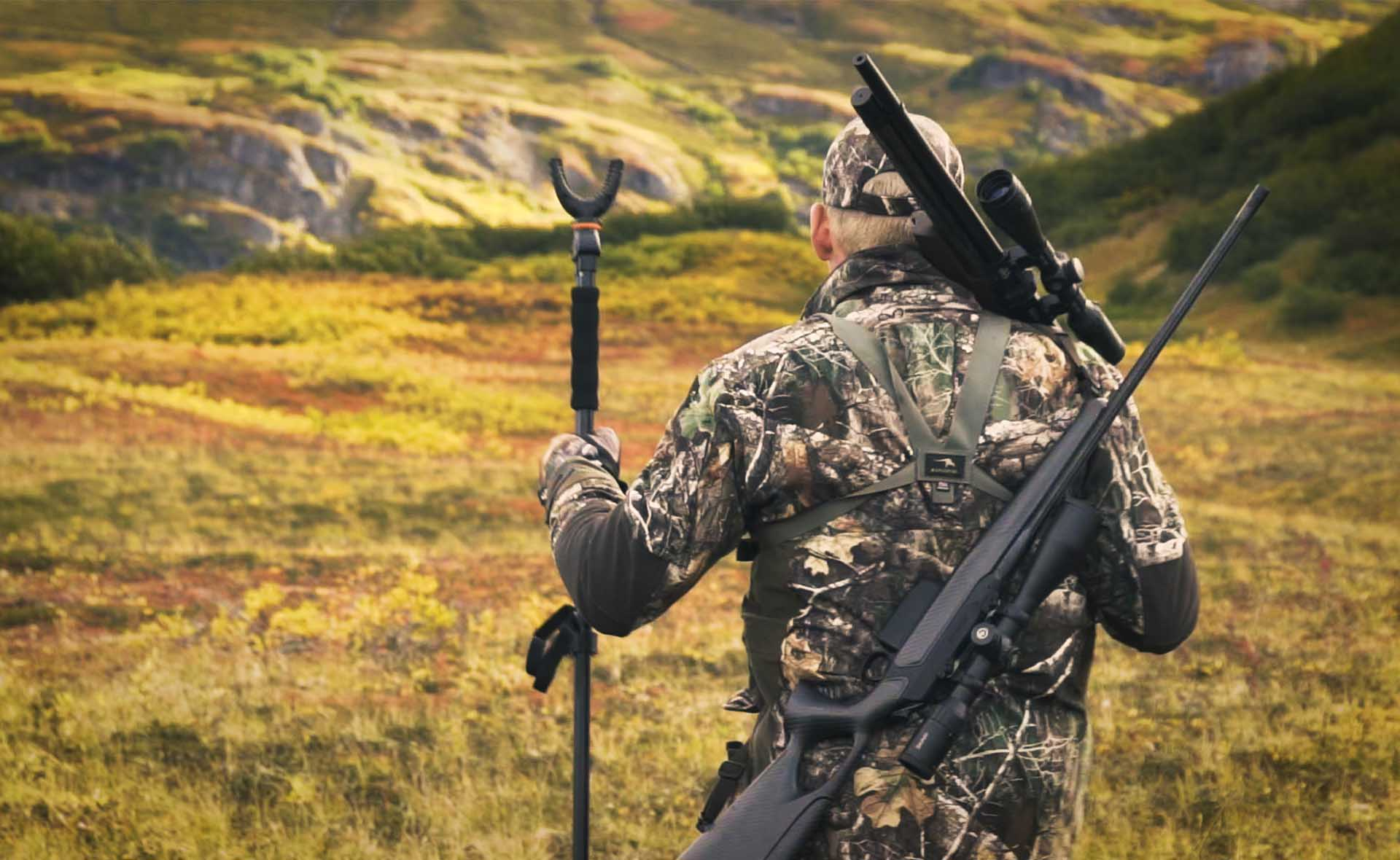 Ptarmigan Hunting with the Air Arms S510 TDR