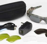i-Kam Xtreme Video Eyewear
