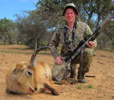 Red Lechwe Hunt with Nduna Hunting Safaris