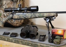 Ian's Gear for Deer Stalking with Cervus UK
