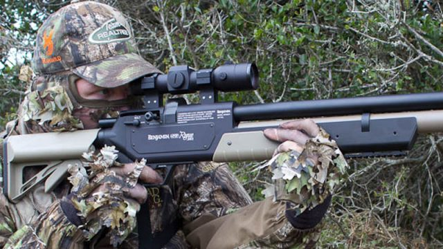 Ian Harford Joins Crosman's Benjamin Hunting Pro Staff
