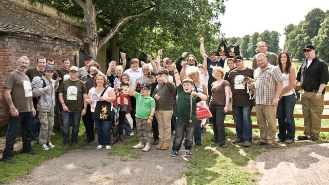 NiteSite Support 'Wellies' Disabled Shooting Day