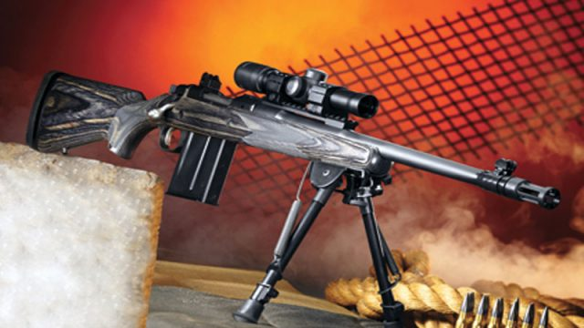Ruger Gunsite Scout Rifle Review
