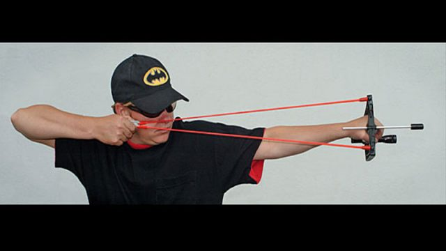 How To Use a Slingshot for Hunting and Target.