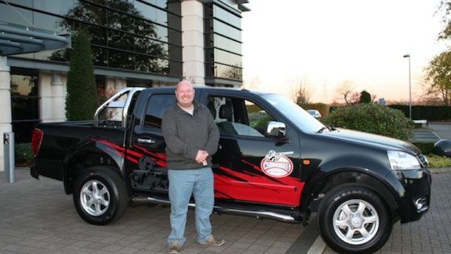 Great Wall Motor Present Steed to Sharp Shooting Champion