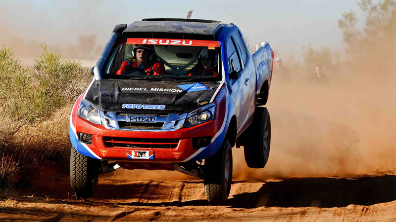The Isuzu D Max – Off Road in Australia