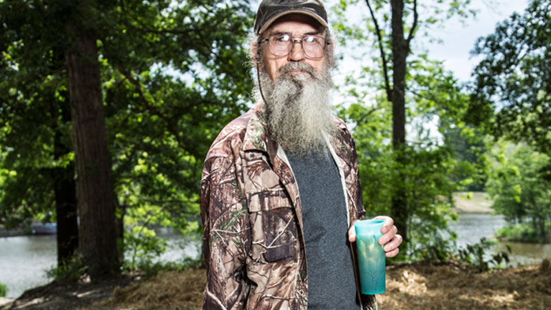 Just For Fun : Duck Dynasty : Samurai Si