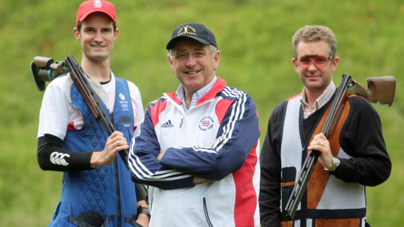 Isuzu Partners GB Olympic Shooting Coach
