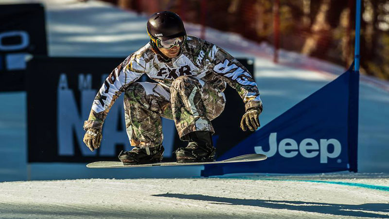 Realtree At The 2014 Winter X-Games
