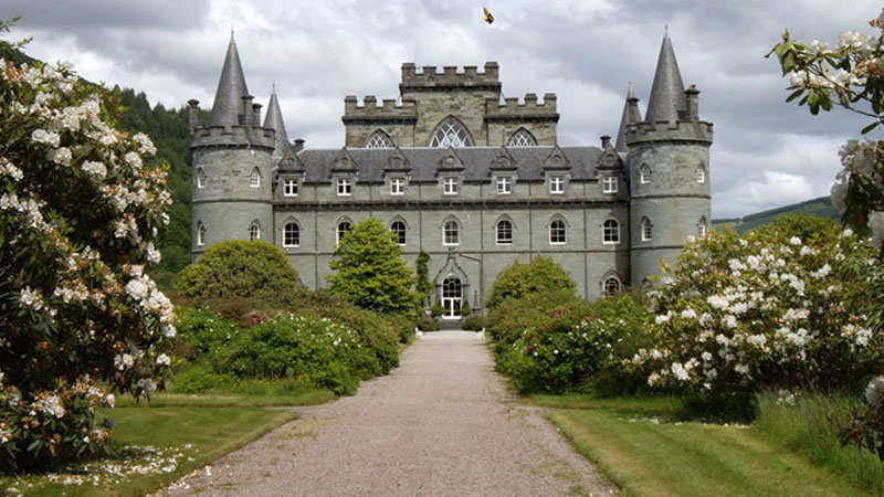 Inveraray Castle – Scotlands Iconic Sporting Estates