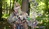 Bow hunting Giant Wild Boar in Hungary