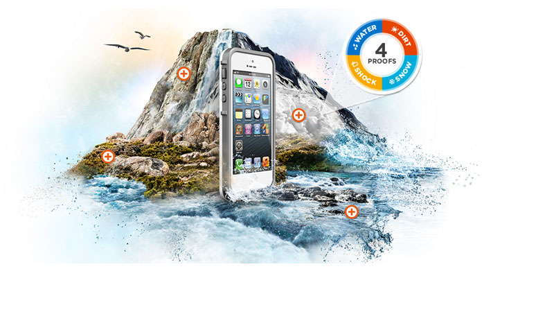 Lifeproof Realtree Collection – Ultimate Protection