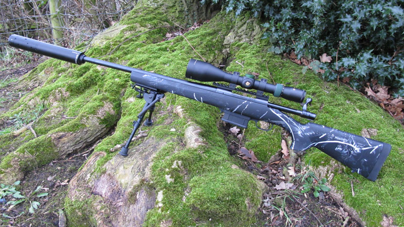 Howa now offer a mix and match service for their rifles. Choose your stock, Scope and barrel set up.