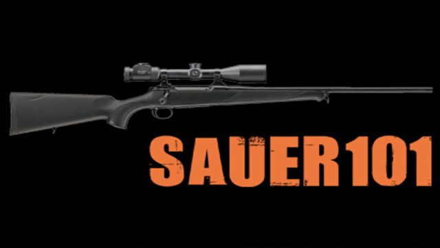 Sauer 101 – Old School, New Rules