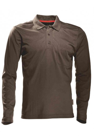 mountain polo shirt