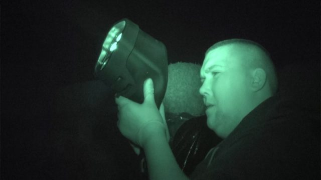 Feral Problems With The NiteSite Nightvision Units.