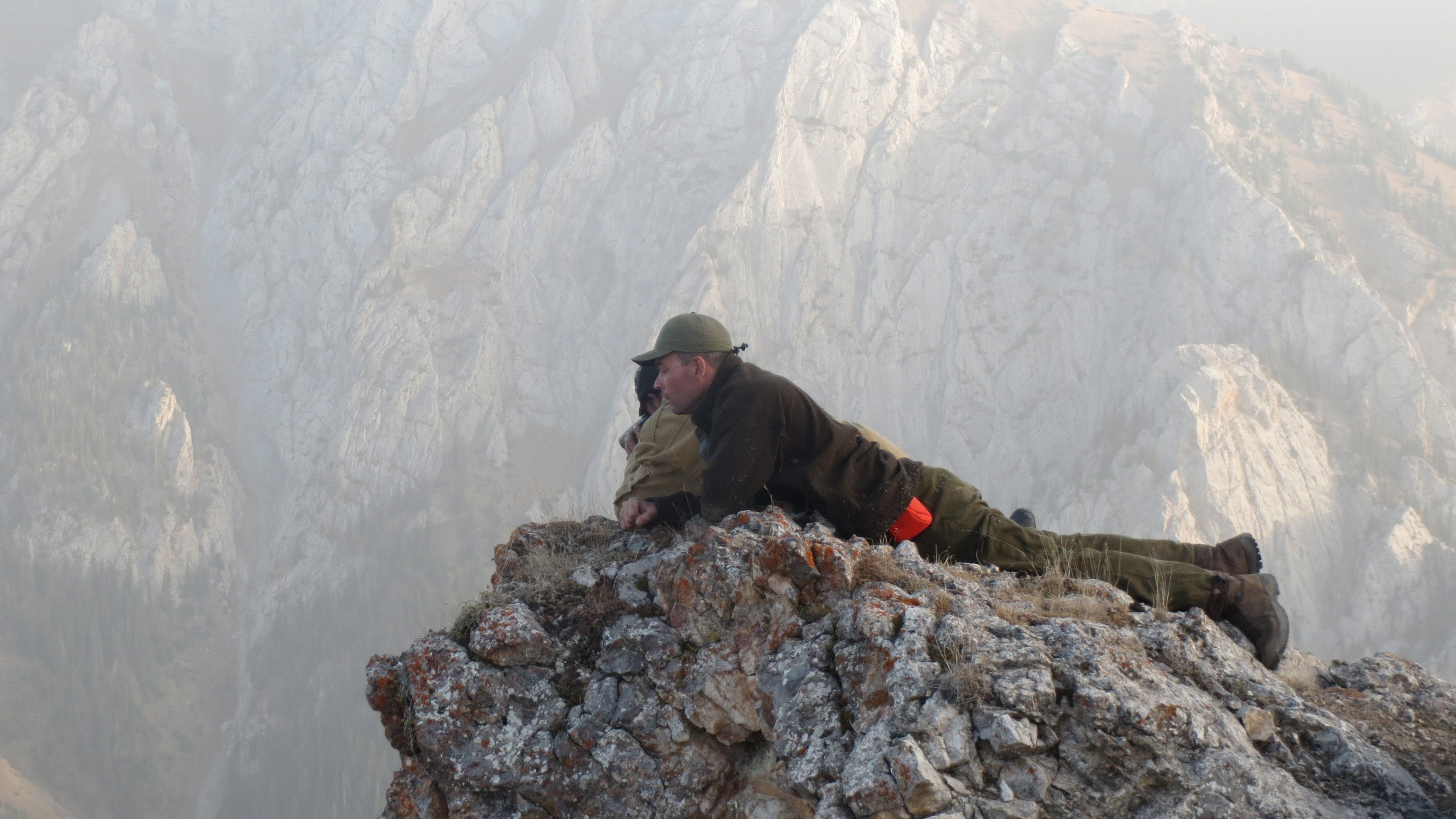 Hunting Mid Asian Ibex in Kyrgyzstan – Part 1