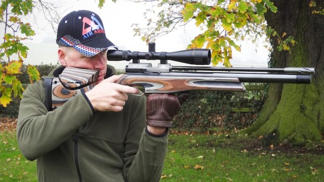 Up-close with the Air Arms HFT 500