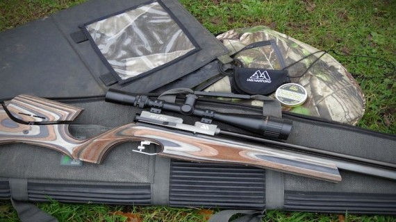 2. To properly set up your rifle for competition, you need to use the same equipment as you would in a shoot