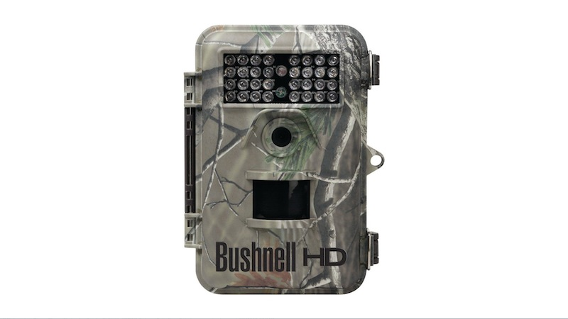 Capture everything… with the Bushnell Trophy Cam HD in Realtree Xtra