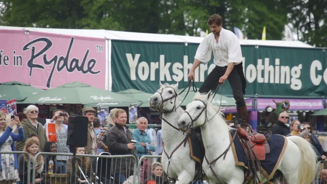 Highclere Country Show 2015 Round Up