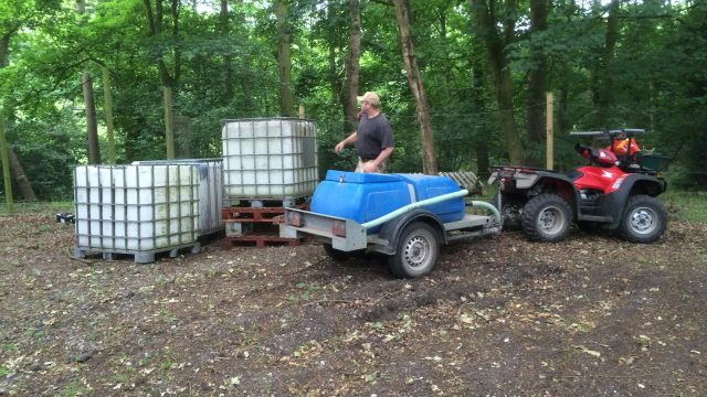 Part 2: Gamekeeping   Arrival of the Poults with Steve Wild.