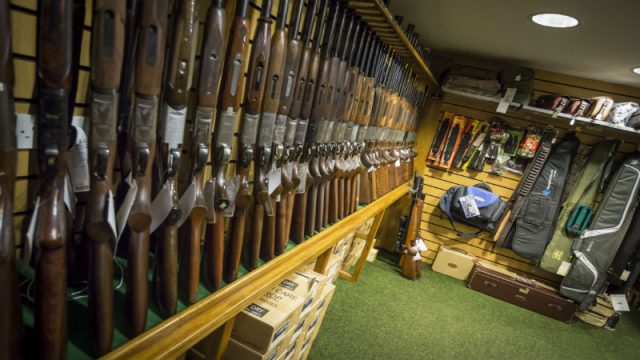 Britain's Best Gun Shops: Gilsan Sports