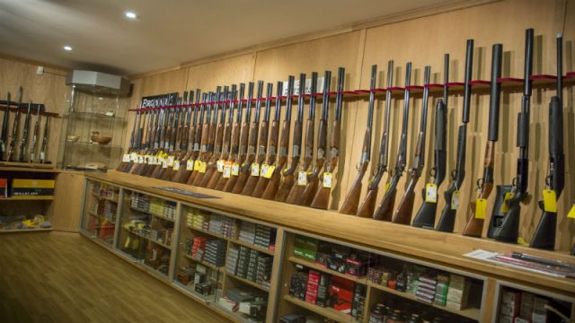 Britain's Best Gun Shops: John Bradshaw's Gun Shop