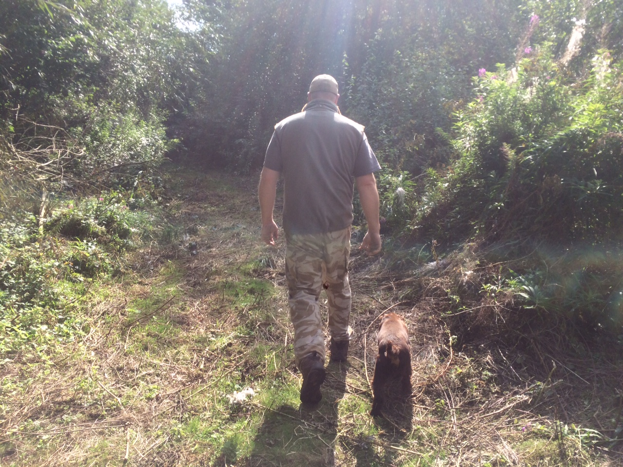 Gamekeeping – Preparing For The Shooting Season With Steve Wild.