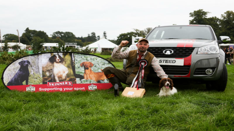 Midland Game Fair 2015 – Great Wall Motor World Series Gundog Championship