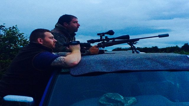 Night Vision – Practice Makes Perfect   Paul Hodson