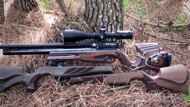 Choosing The Right Air Rifle Stock With Matt Dubber