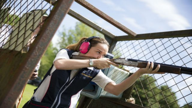The National Ladies' Shooting Day 2015
