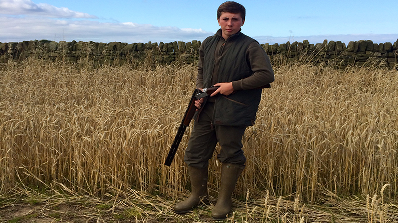 My First Hunting Experience | Callum Burns