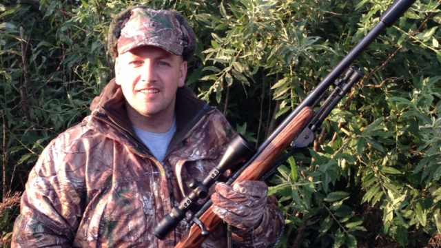 My First Hunting Experience | Eamonn Mahoney
