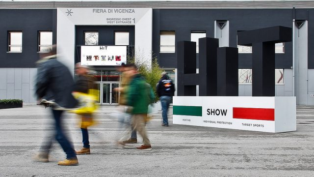 HiT Show Vicenza 2016 With Lucas Micallef