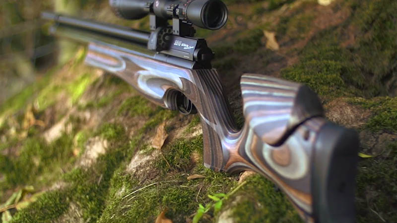 Pigeon Shooting with the Air Arms S510 Ultimate Sporter Extra