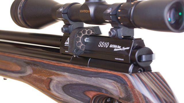 The Air Arms S510 FAC Ultimate Sporter Xtra
