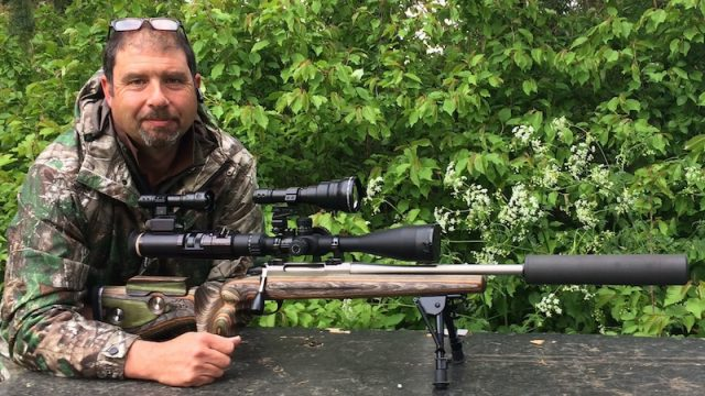 The Rifle Range | Part 1 – Paul Hodson