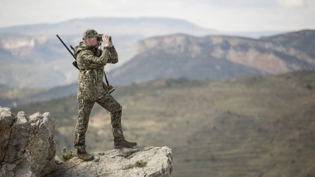 Ian Harford Tests Realtree Max-5