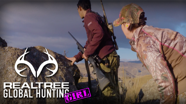 Hunting Red Stags in Argentina with Clare Harford