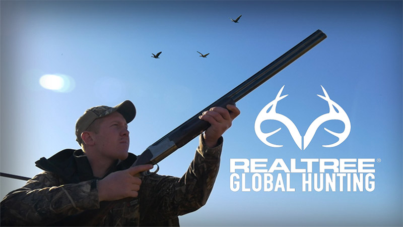 Shooting Geese in South Africa with Matt Cole