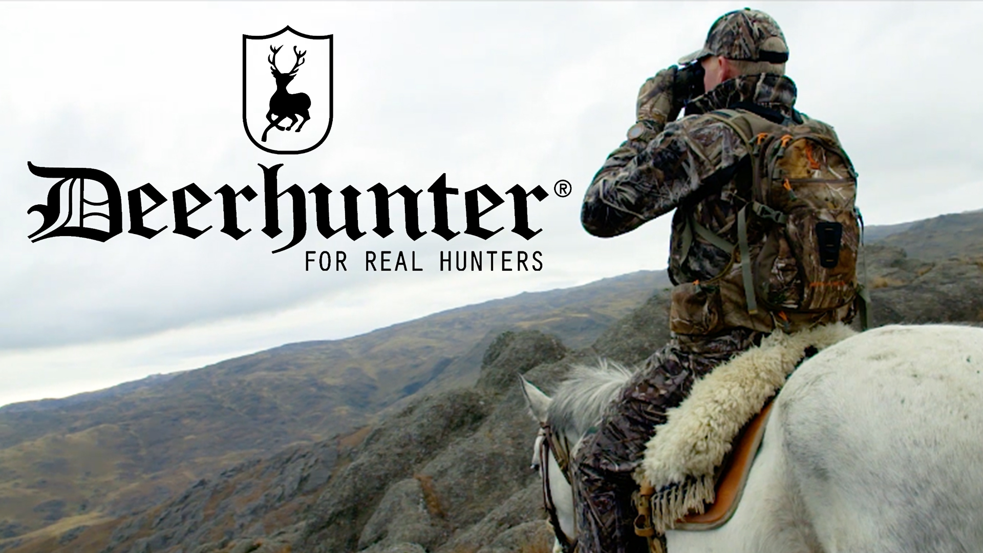 Red Stag Hunting In Argentina With Ian Harford
