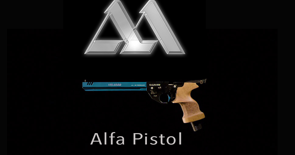 Air Arms Alfa Pistol